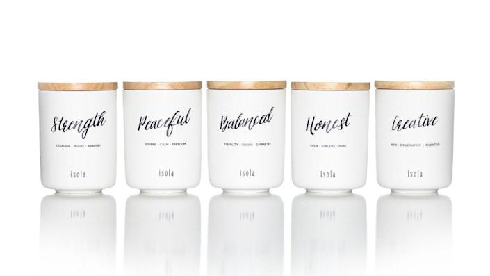 Isola Body Soy Candles