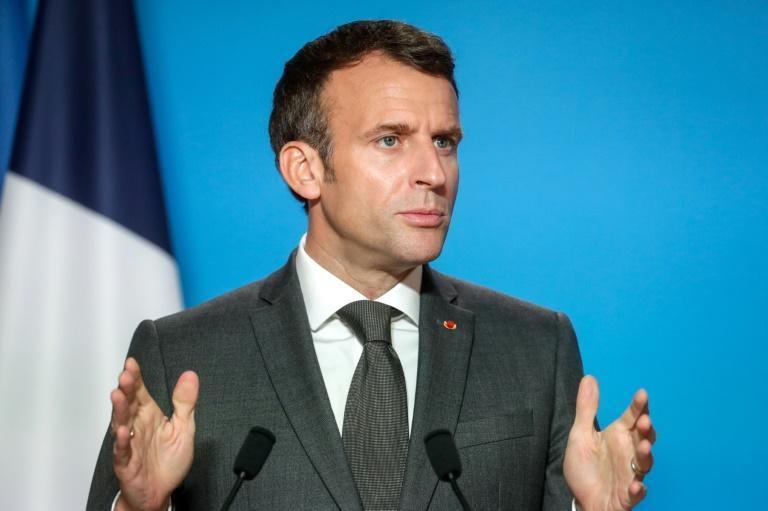 French President Emmanuel Macron embarked on a nationwide tour ahead of the elections, but his party fared poorly in the first round