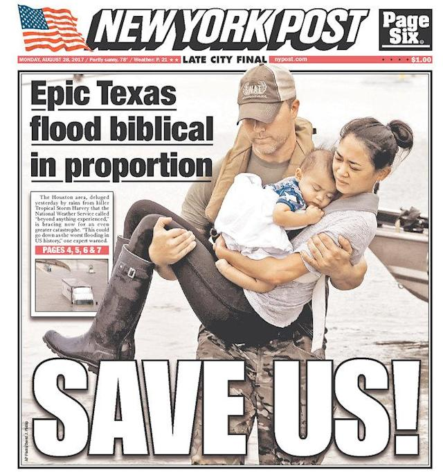 <p>New York Post<br> Published in New York, N.Y. USA. (newseum.org) </p>