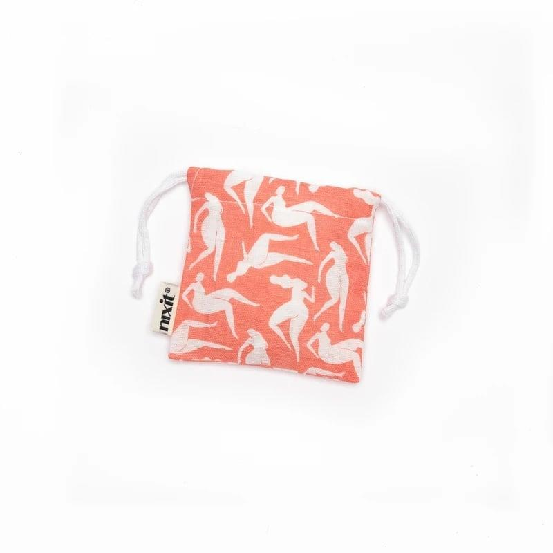 <p>Love your Nixit cup? Keep it in the best condition possible by storing it properly between each period. The <span>Nixit Carrying Bag</span> ($6) is the perfect size for the period care tool. </p>