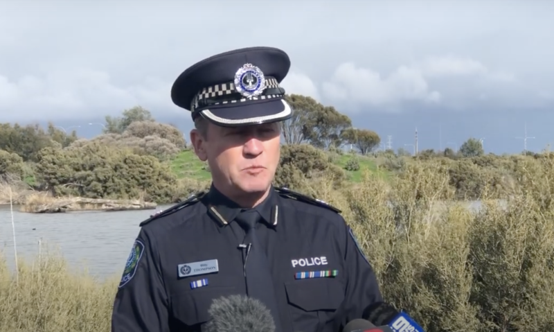 Chief Inspector Billy Thompson said the 37-year-old man had been charged. Source: SA Police