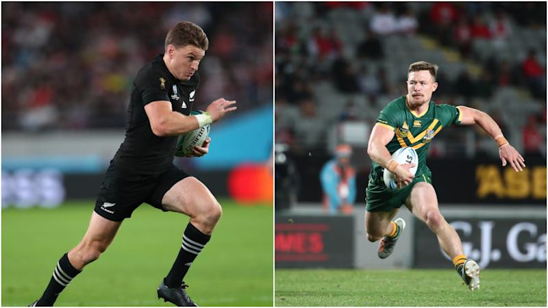All Blacks in talks with Kangaroos over cross-code match