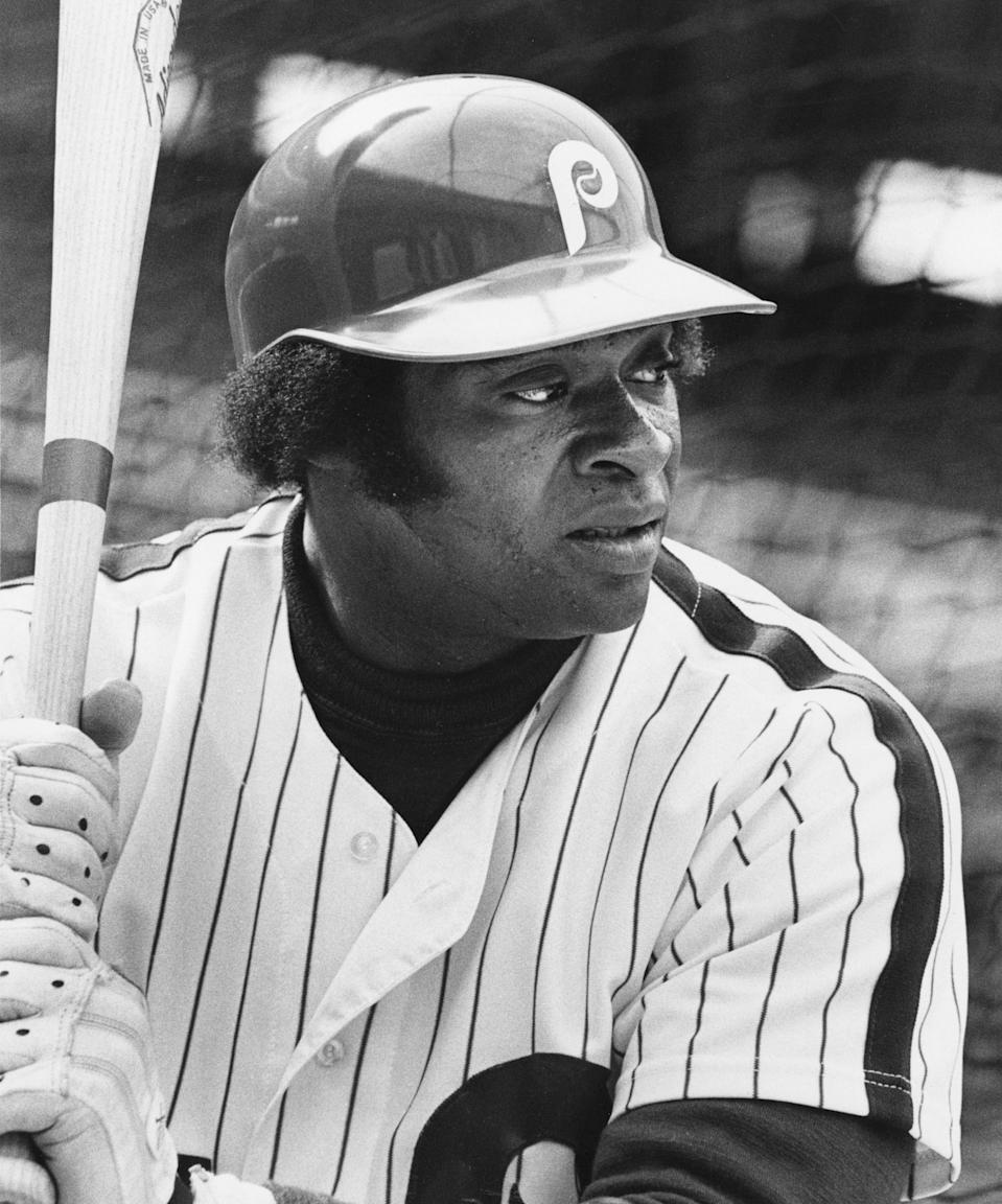 A Rookie of the Year who blossomed into an MVP, Allen was one of the most feared hitters of his day and is widely regarded as one of the best players to not be in the Baseball Hall of Fame. Allen slugged 30-or-more home runs in six different seasons, including a 40 homer, 110 RBI. .317 batting average season for the Phillies in 1966. He finished fourth in MVP balloting that year, boxed out by a trio of Hall of Famers; Roberto Clemente, Sandy Koufax and Willie Mays. Allen's HOF case was hurt more by optics than production; part of it was tied to race, another part linked to rubbing the media (aka, the voters) the wrong way. Allen's No. 15 was retired by the Phillies in 2020. He was 78.