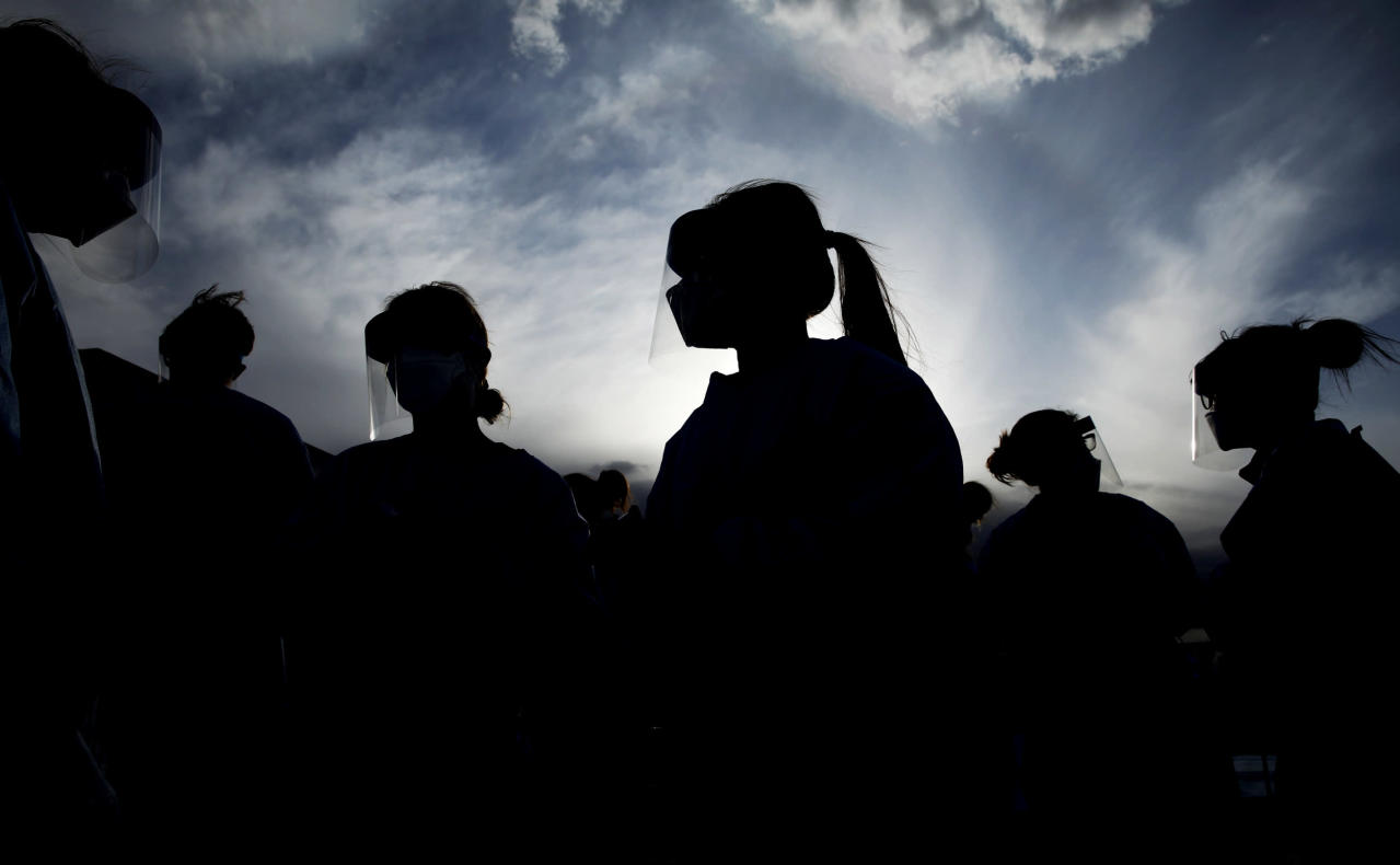 Coronavirus and its social effects fueling extremist violence, says government...