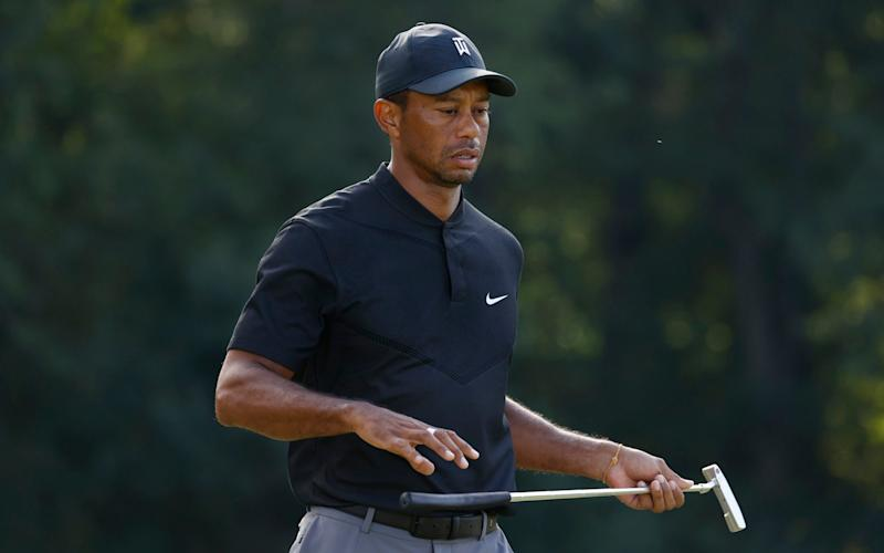 Tiger Woods - USA TODAY SPORTS
