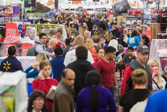 why black friday terrifies me walmarts event