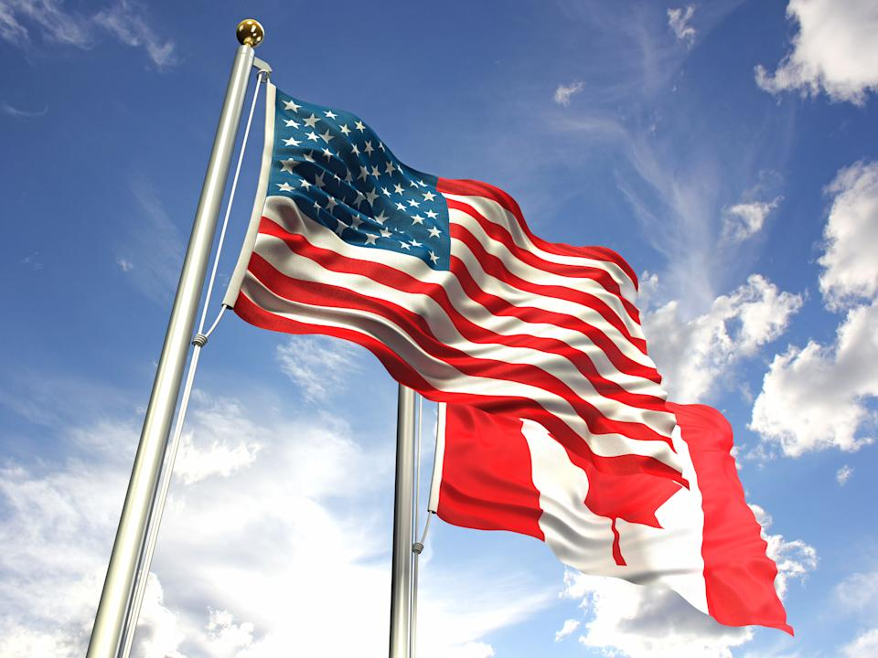 Canada and the U.S. fell in a global competitiveness ranking (Getty)