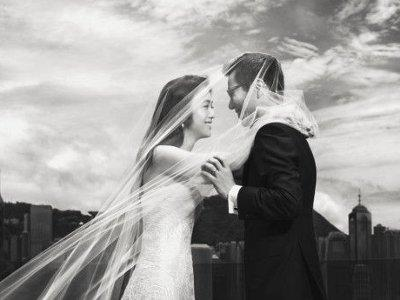 Tang Wei releases wedding photos, announces marriage