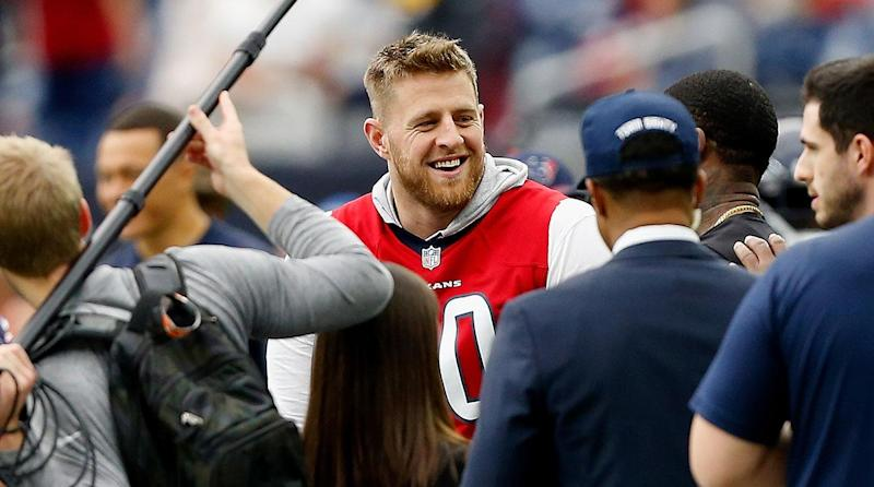 JJ Watt, Jose Altuve Named 2017 SI Sportsperson of the Year Recipients