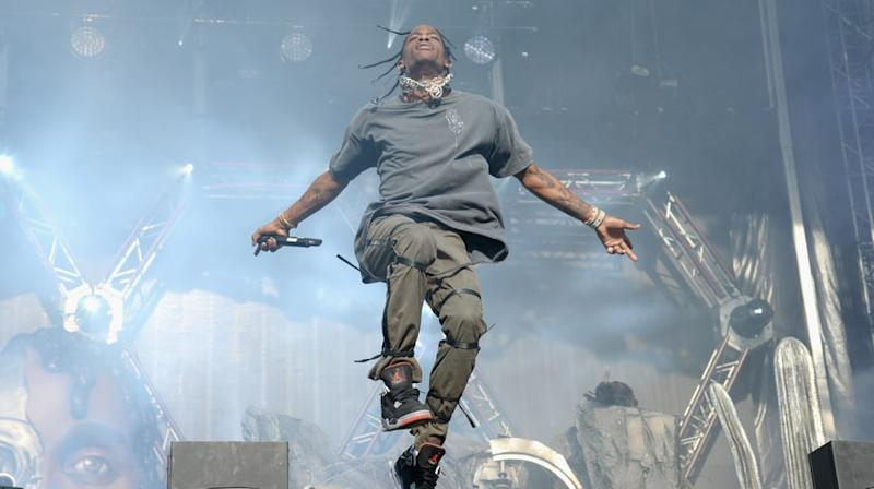 On the Charts: Travis Scott Earns First Number One With 'Birds'