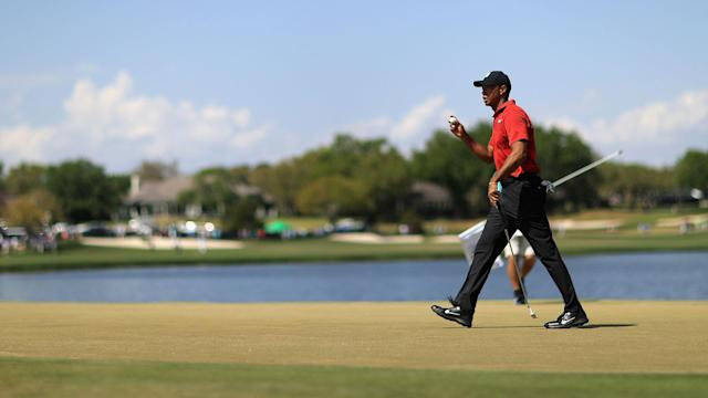 Here are some thoughts from walking one last loop alongside Tiger Woods at Bay Hill, where he once again came close to his first win since 2013.
