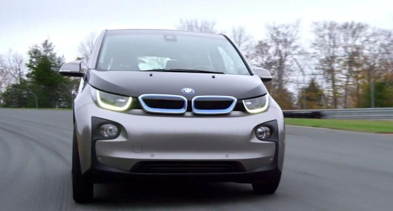 Bmw S First Electric Car May Be Able To Communicate With Iphones And
