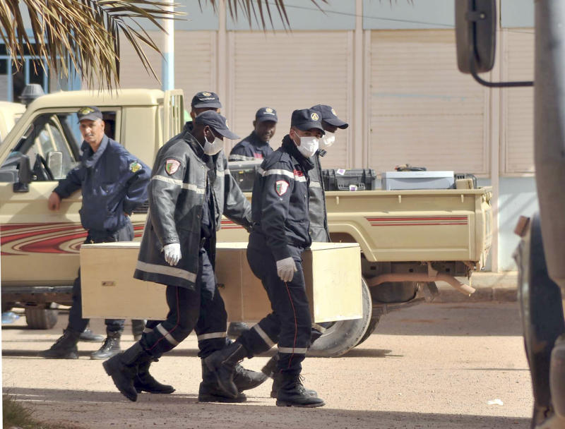 Algeria attack poses fresh security issues