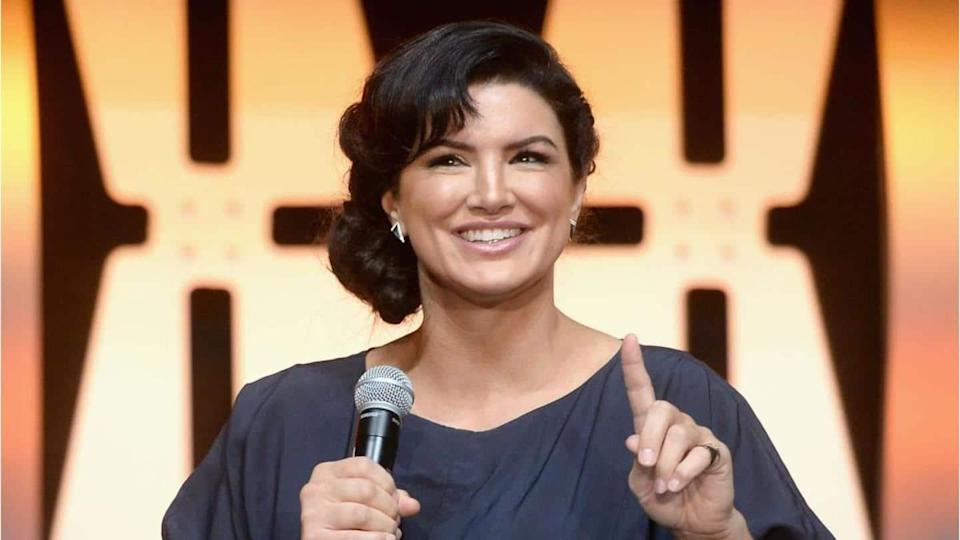Not the first one: Gina Carano says Disney