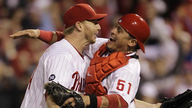 Roy Halladay pitched the game of his life for the second time this season. By Jim Salisbury
