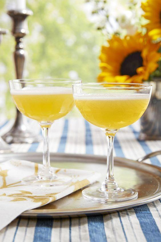 """<p>Apricot nectar gives this bubbly prosecco drink a sweet twist.</p><p><strong><em>Get the recipe at <a href=""""https://www.countryliving.com/food-drinks/a22666306/apricot-sparkler-recipe/"""" rel=""""nofollow noopener"""" target=""""_blank"""" data-ylk=""""slk:Country Living"""" class=""""link rapid-noclick-resp"""">Country Living</a>.</em></strong></p>"""