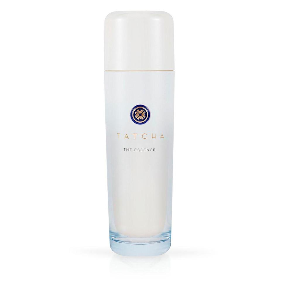"""<p><strong>Tatcha</strong></p><p>tatcha.com</p><p><strong>$84.00</strong></p><p><a href=""""https://go.redirectingat.com?id=74968X1596630&url=https%3A%2F%2Fwww.tatcha.com%2Fproduct%2Fessence-skincare-boosting-treatment%2FCE01110T.html&sref=https%3A%2F%2Fwww.harpersbazaar.com%2Fbeauty%2Fskin-care%2Fg37611110%2Ftatcha-friends-family-sale%2F"""" rel=""""nofollow noopener"""" target=""""_blank"""" data-ylk=""""slk:Shop Now"""" class=""""link rapid-noclick-resp"""">Shop Now</a></p><p>Give your skincare rotation a little extra oomph with this hydrating treatment that's made to increase each product's efficacy. </p>"""