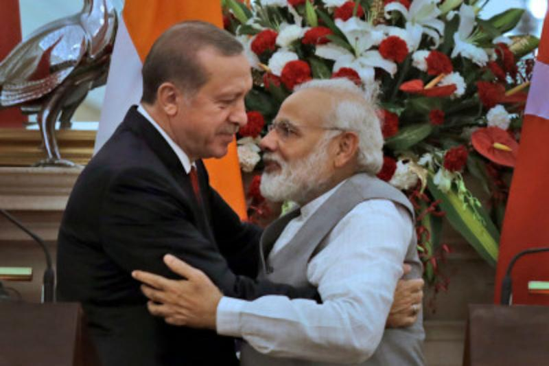'Exercise Extreme Caution': New Low in India-Turkey Ties as New Delhi Issues Travel Advisory for Citizens