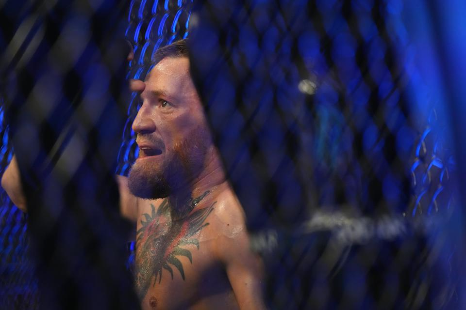 Conor McGregor said he will come back after gruesome leg injury.