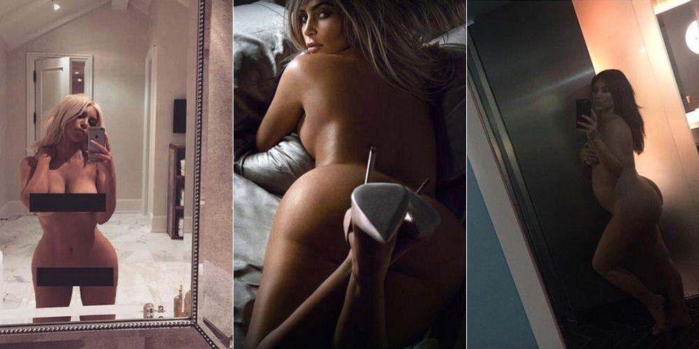 """<p>Seeing <a href=""""https://www.cosmopolitan.com//uk/fashion/celebrity/a27014509/kim-kardashian-naked-bodysuit-poosh/"""" target=""""_blank"""">Kim Kardashian</a> nude on Instagram is a sight we're actually starting to get used to, because every time she tries to break the internet, The <em><a href=""""https://www.cosmopolitan.com/uk/entertainment/a26248707/the-keeping-up-with-the-kardashians-season-16-trailer/"""" target=""""_blank"""">Keeping Up With</a></em><em><a href=""""https://www.cosmopolitan.com/uk/entertainment/a26248707/the-keeping-up-with-the-kardashians-season-16-trailer/"""" target=""""_blank""""> The Kardashians</a> </em>star takes her clothes off and gets naked again.</p><p>Here's 104 times she didn't <em>quiiite </em>break Instagram, but definitely looked incredible on our timelines.</p>"""