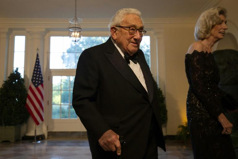 """Former US Secretary of State Henry Kissinger said the trade negotiations between the United States and China were just a """"substitute"""" for more substantial talks about conflicts between the two"""