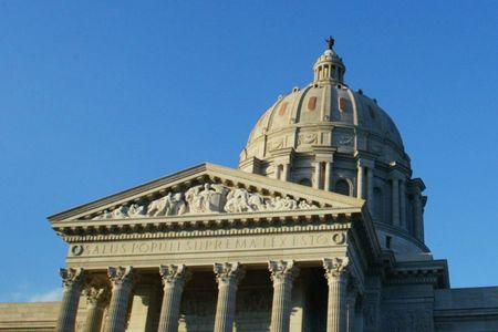 FILE PHOTO - The Missouri State House in Jefferson City