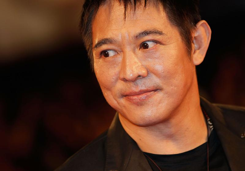 Blackstone Teams With Martial Artist Jet Li for Virus Donation