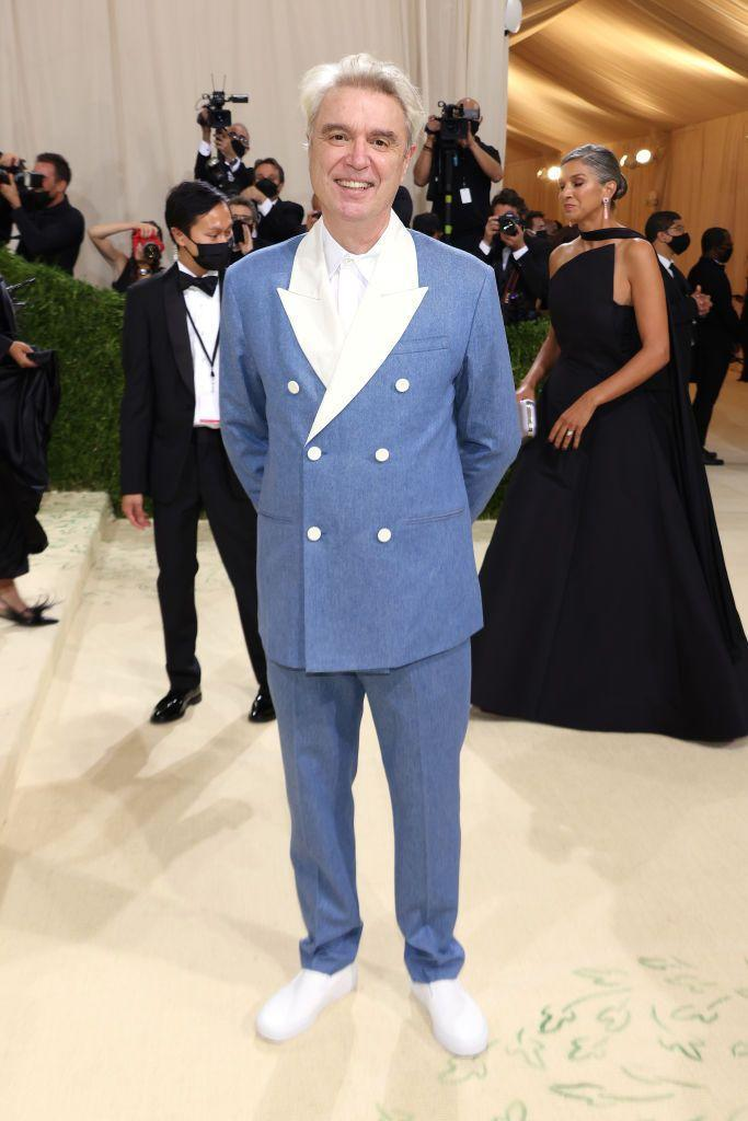 <p>We certainly weren't blue about this blue and white pairing. </p>