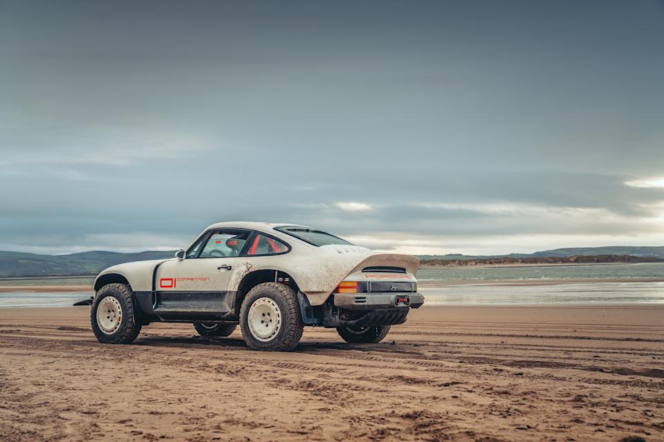 Porsche 911 Reimagined by Singer ACS