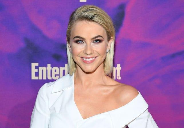Julianne Hough Comes Out as 'Not Straight'