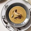 """<p>Chef Michael Tusk uses porcini in two forms in this velvety soup. He blends dried ones with chestnuts for a deep layer of earthy flavour, and adds sautéed ones at the end as a topping.</p><p>Get the <a href=""""https://www.delish.com/uk/cooking/recipes/a34559510/porcini-and-chestnut-soup/"""" rel=""""nofollow noopener"""" target=""""_blank"""" data-ylk=""""slk:Porcini-and-Chestnut Soup"""" class=""""link rapid-noclick-resp"""">Porcini-and-Chestnut Soup</a> recipe.</p>"""
