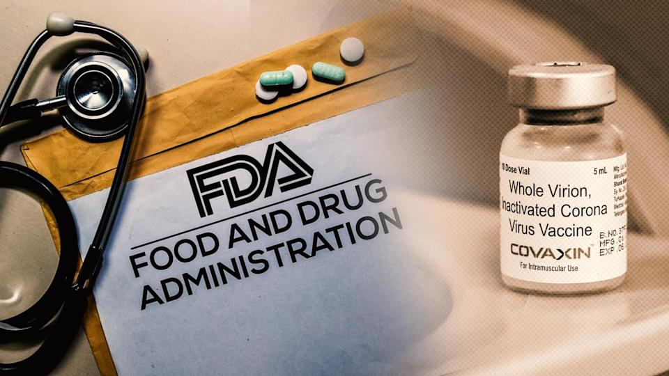 FDA rejects emergency-use approval of Bharat Biotech