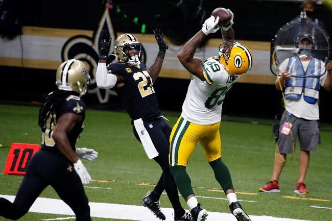 Packers' offence sizzling, defence remains work in progress