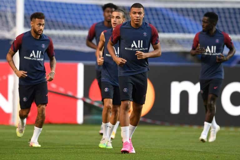 Mbappe eager to 'go down in history' with PSG Champions League win