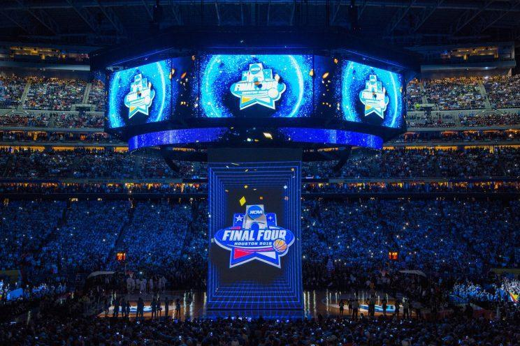Houston hosted the Final Four in 2016. Phoenix will host in 2017. (Getty)