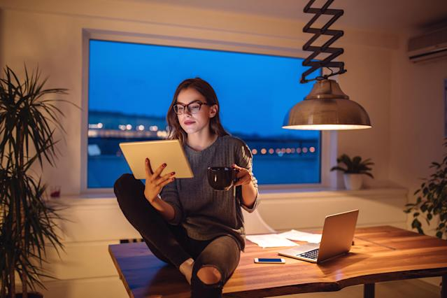 Trusting workers is absolutely key in a good remote-working environment. (Getty Images)