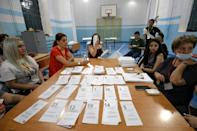 Analysts said the election result was hard to predict
