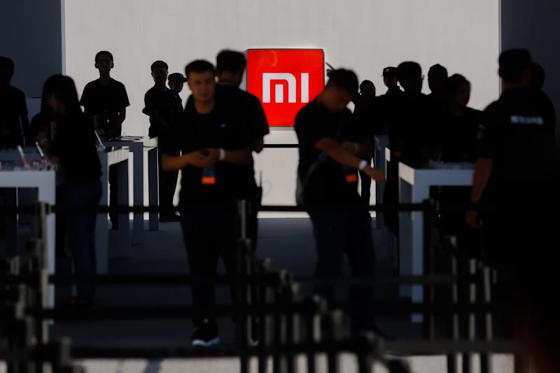 Xiaomi Launches New Smartphone In Beijing