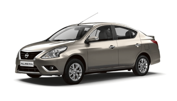 Cheapest Cars in the Philippines Under P1 Million - Nissan Almera