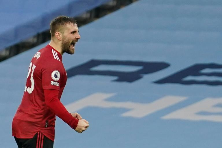 Luke Shaw's first Premier League goal since 2018 sealed a huge win for Manchester United
