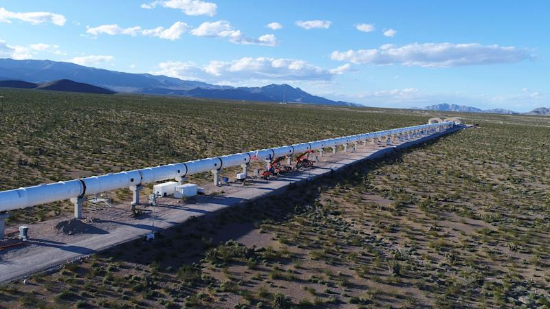 A major port operator is planning to launch its first hyperloop for cargo in India