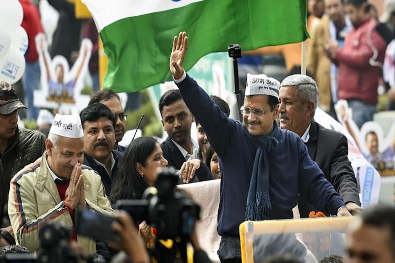 Sisodia Says 'I Stand With Shaheen Bagh', Kejriwal Opposes CAA. Is AAP Shifting Strategy Ahead of Polls?