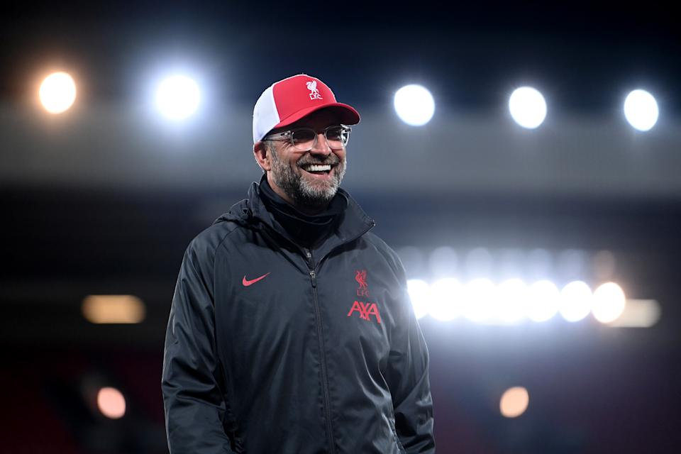 Liverpool, which won the Champions League in 2019 but suffered an early exit last spring, steps back into the European spotlight. (Photo by Laurence Griffiths/Getty Images)