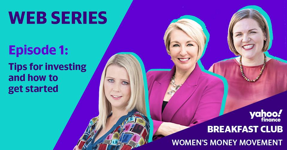 Looking to invest in stocks but not sure where to start? We're excited to launch an exclusive two-part web series for our 'Women's Money Movement'! Join us for episode 1 on Tuesday 12th May at 10am AEST.
