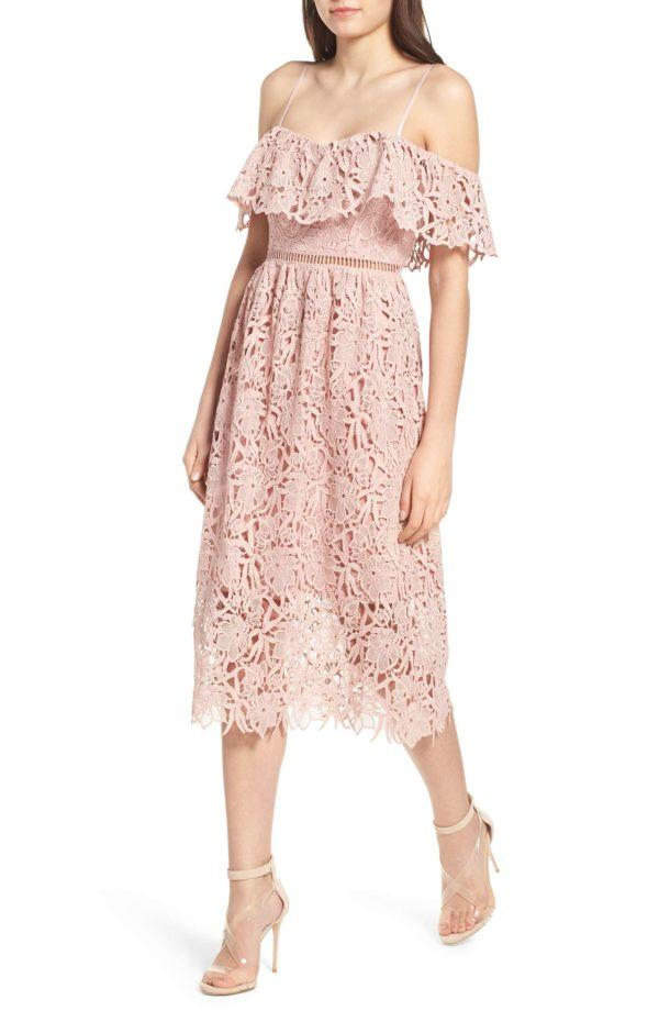 6 pretty wedding guest dresses you can wear over and over again