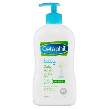 Best Baby Lotions in Singapore - Cetaphil Baby Daily Lotion With Shea Butter