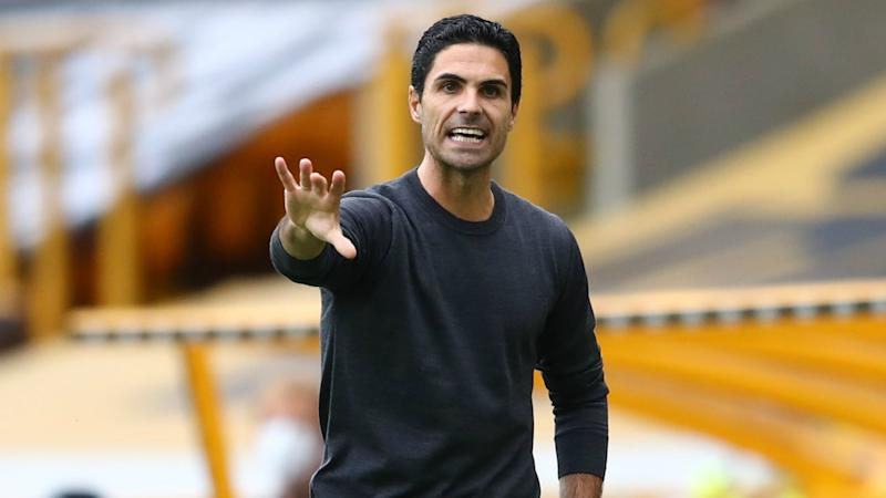 Outstanding Arteta has shown 'courage' at Arsenal, says Rodgers