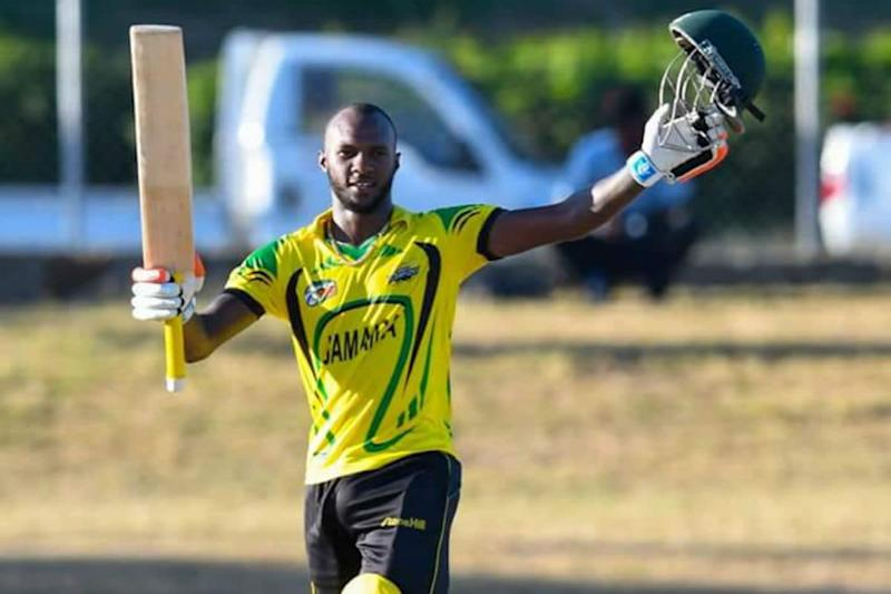West Indies Batsman Jermaine Blackwood Handed CPL 2020 Deal with Jamaica Tallawahs