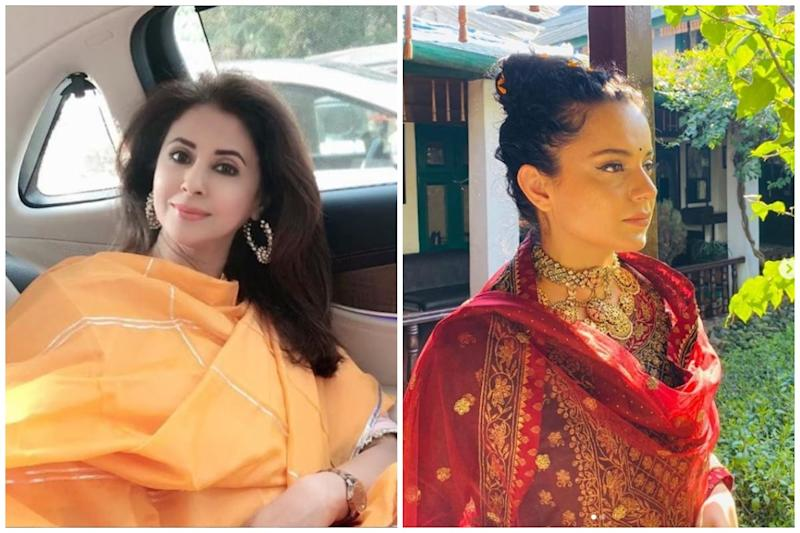 Urmila Matondkar on Calling Kangana Ranaut 'Rudali': If It Was Offensive, Have No Qualms in Apologising
