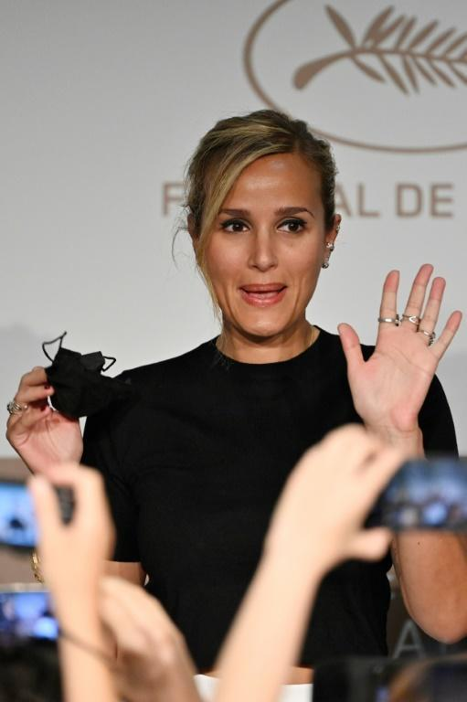 Julia Ducournau, the second woman in Cannes history to take the Palme d'Or